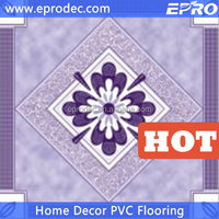 engineered fabricative vinyl sheet pvc floor in rolls