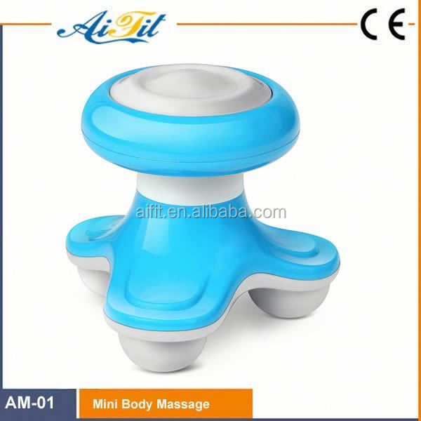 Best Selling vibrating body massager back pain massage machine