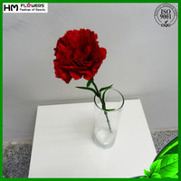 artificial carnation flower hotel decorative centerpieces