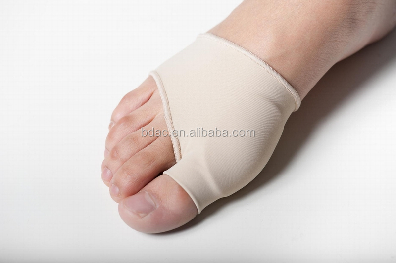 Bunion Protector soft Gel Sleeve Hallux Valgus bunion gel sleeve foot care products