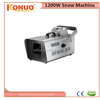 1200W Stage special effect Snow Machine
