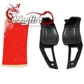 kylin racing Aluminum Metal Black paddle shiftfor vw