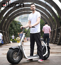 2016 Top Seller electric scooter 800w citycoco scooter