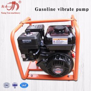 Mini Portable Vibration Petrol Fuel Water Pump For Water Transfer