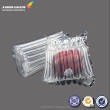 Safe packing protective air column bag rolls free sample
