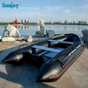 SUNJOY inflatables 2018 new products factory price rigid zodiac boat cheap outdoor inflatable fishing boat inflatable boat