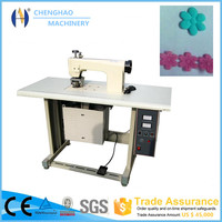 *65MM-280MM Automatic Ultrasonic Sewing Machine for Lace Trimming, CE Approved, China Manufacturer