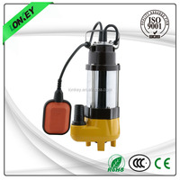 agriculture irrigation submersible pumps