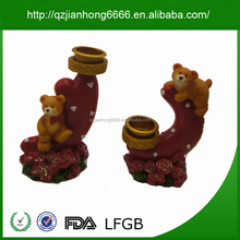 garden figures karate figures polyresin figures bear