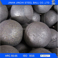 cast grinding ball for mining lease wear reat steel ball
