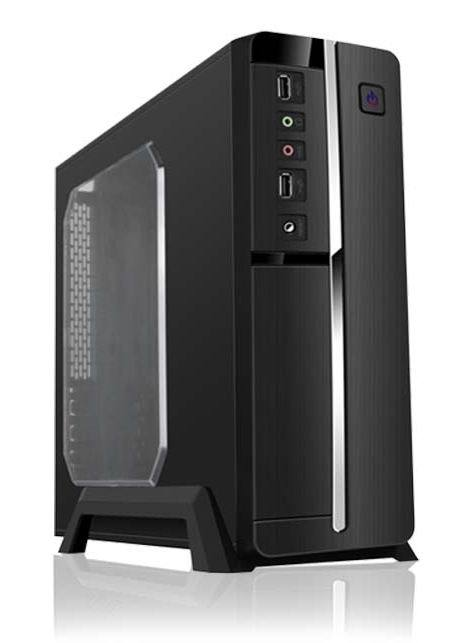 Factory manufacture slim Micro ATX computer case which supports Micro motherboard and Micro power spply