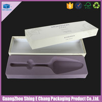hot selling mini shovel cake server box packaging design for cake