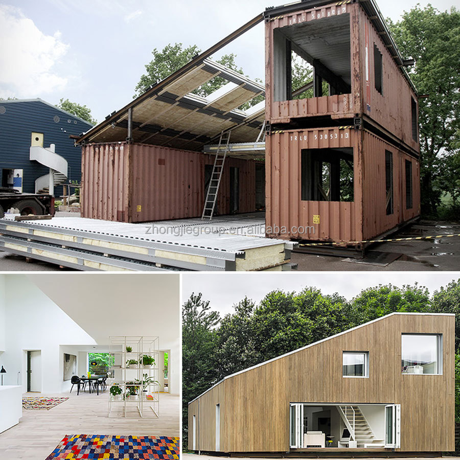 Expandable Prefab Shipping Container transportable homes for sale