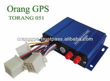 gps automobile tracking device 051 with fuel changing alarm