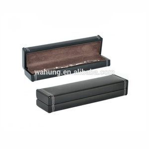 wholesale luxury jewelry bracelet box package with velvet lining(WH-2136)