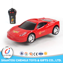 Unique design high artificial 2ch kids model rc toy 1 24 scale model trucks