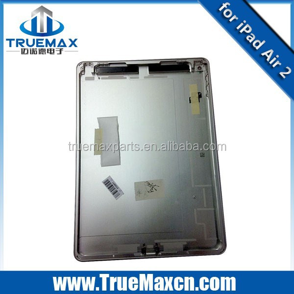 Original wifi version for ipad air 2 back housing, for ipad air 2 back cover