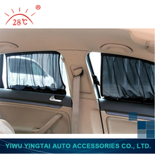 New fashion car curtain sunshade for windows car side curtain