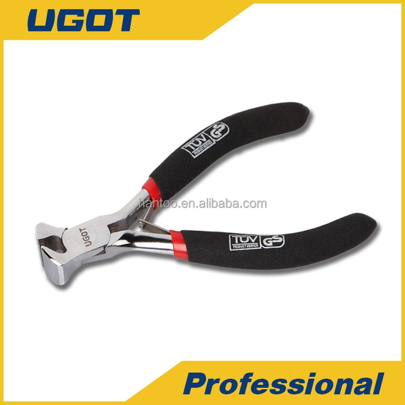 TPR Handle Mini End Nipper Pliers