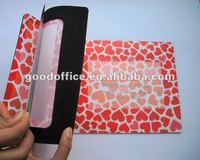 PP photo frame mouse pad with custom design