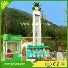 Jumping game!!! fancy park amusement rides bounce frog equipment for children and family