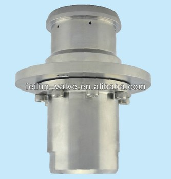DJK-25 Stainless steel LNG Fueling Receptacle for cryogenic tank