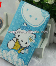 case covers for xiaomi m1 in hello kitty style best-selling phone pouch in lovely cartoon design for promotion gifts
