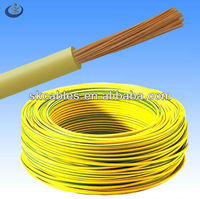 Flexible copper stranded conductor cable 6mm