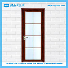 Surface treatment for Wooden interior kitchen swinging door YC170