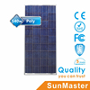 a grade top manufacturer low price 140w solar cell panel