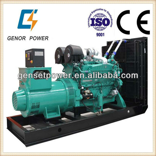 80kw to 1600kw With Circuit Breaker Diesel Generator Made USA