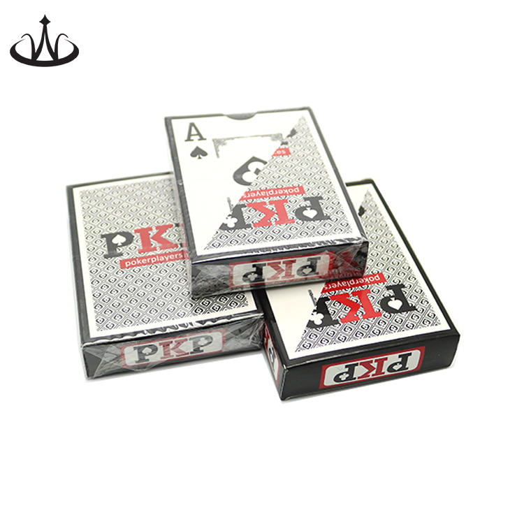 Custom cheap trading game card printing,plastic playing cards poker