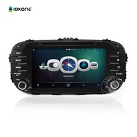 iokone Android 5.1.1 Wholesale 2 Din Auto Radio Car DVD Player for Kia 2015 Soul with Bluetooth Mirror Link