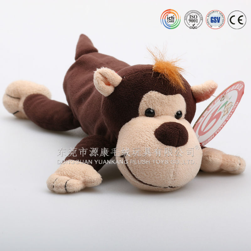 Cute Pencil Case & animal shape plush pencil case toy