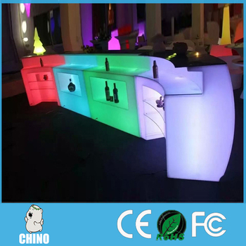 Economic and Reliable cafe bar counter design