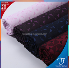Environment friendly yarn dyed office people using fabric cotton modal jersey fabric