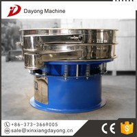 Circular Vibratory Screener for sieving Lime