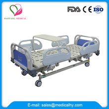 Cheap CE and ISO certified medical furniture used hospital beds for sale