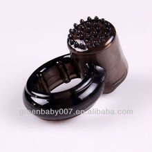 RC-018/GreenBaby cock ring factory-sex rings vibrator male