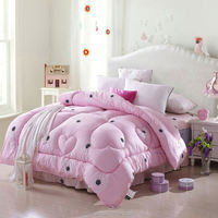 2015 best selling products wholesale ikat fabric comforter sets cotton printed fabric for children
