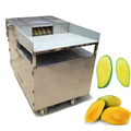 High quality 2-4tons per hour mango fruits cutting halves machine price for sale