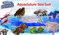 Pet food products aquaculture sea salt for vannamei shrimp