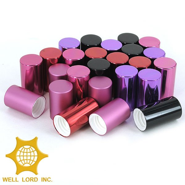 Taiwan good quality exquisite anodized Aluminum cap