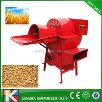 Excellent quality Peanut thresher/groundnut wheat rice threshing machine/groundnut thresher