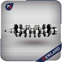 Crank Shaft for Renault Clio / Kangoo / Megane / Modus / Scenic 1.5 DCi K9K Engine Custom Billet Crankshaft