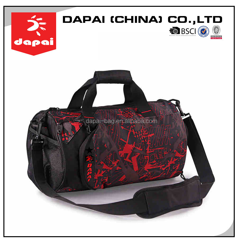 Outdoor Sport Bag Round Polo Travel Bags Price
