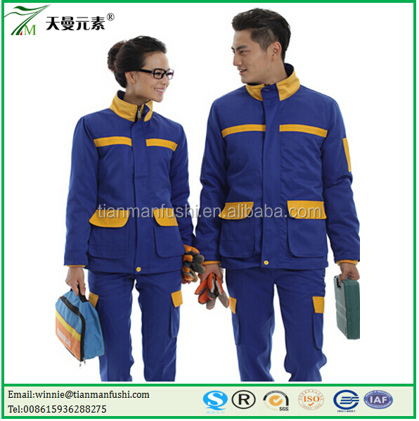 hot selling new arrival winter cold-proof working jacket for factory workshop