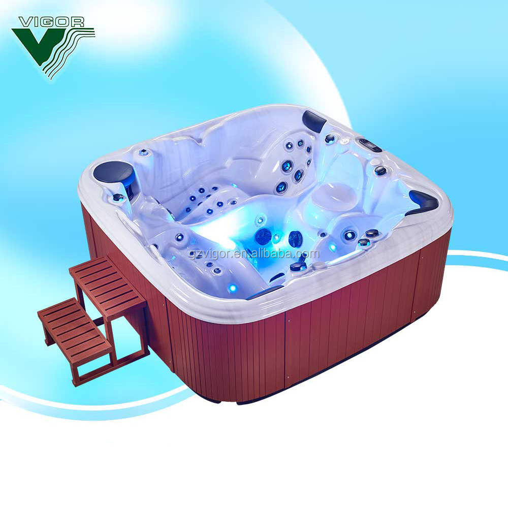 2015 Latest fairshaped appearance inflatable spa tub,inflatable foot spa and inflatable swimming spa