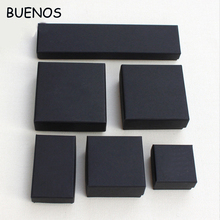 Luxury High-grade Paper Jewelry Box Necklace Ring Watch Box