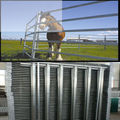 galvanized livestock equipment Cattle panels